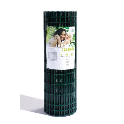 grillage jarditor classic vert fil 2,5 mm maille 50 x 100 mm